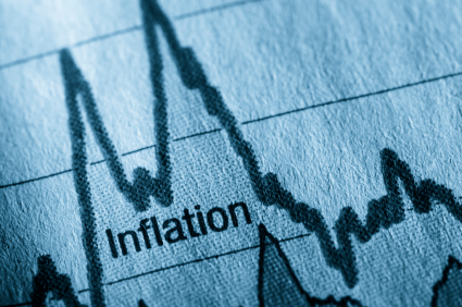 UK inflation steady but below 2% target