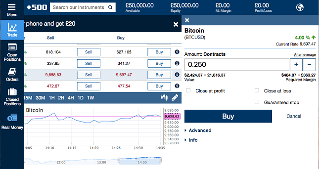 5 - plus500 bitcoin buy