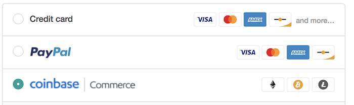 Image: Coinbase commerce