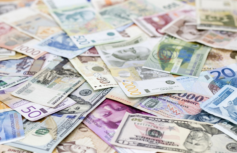 Exotic vs Major & Minor Currencies