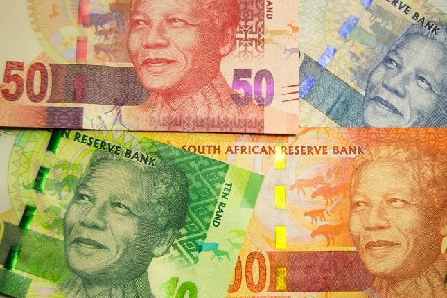Rand Slammed by Perfect Storm of Market Risks: Gold Steady