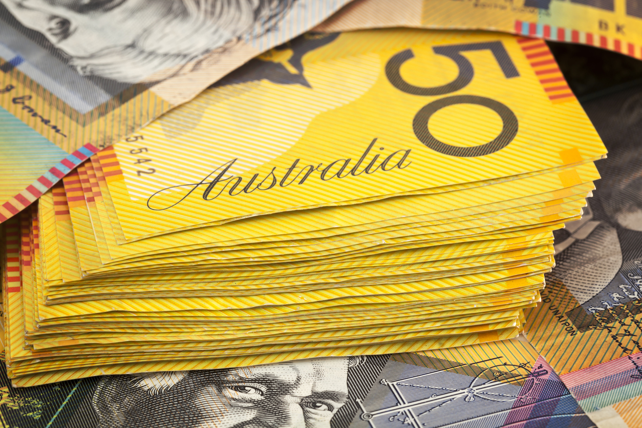 AUD/USD Price Forecast – Australian Dollar Breaks Down