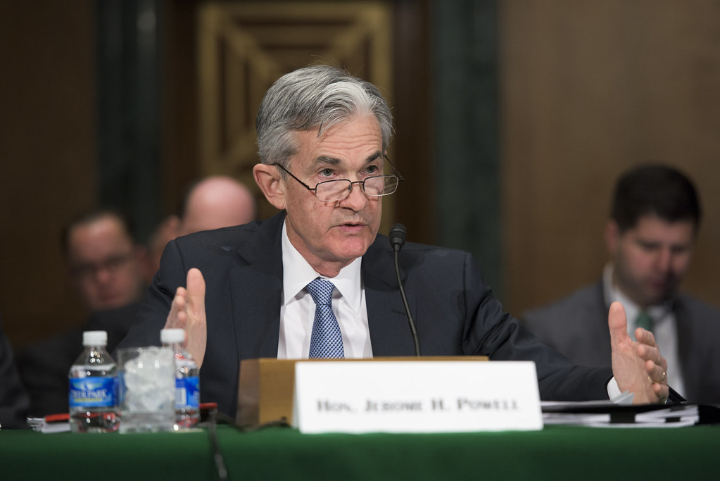 Will Powell have any more Luck Pushing against Negative Rate Expectations in the US?