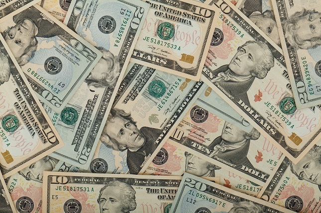 U.S. Dollar Index Futures (DX) Technical Analysis – Dollar and Treasury Yields Diverging