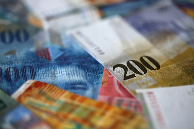 Swiss Franc Is Going from Strength to Strength, Seemingly Unstoppable