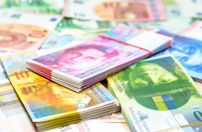 Swiss Franc is Showing, How it Suppose to be Done