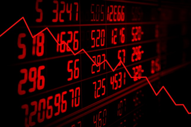 Market Mood Sours After Apple's Profit Warning