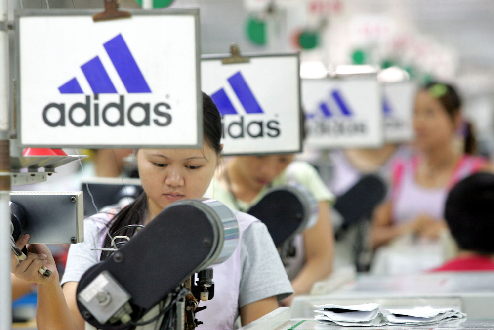 Equities Rebound, Adidas Warns China Business Suffers, Housing Data Is Hot