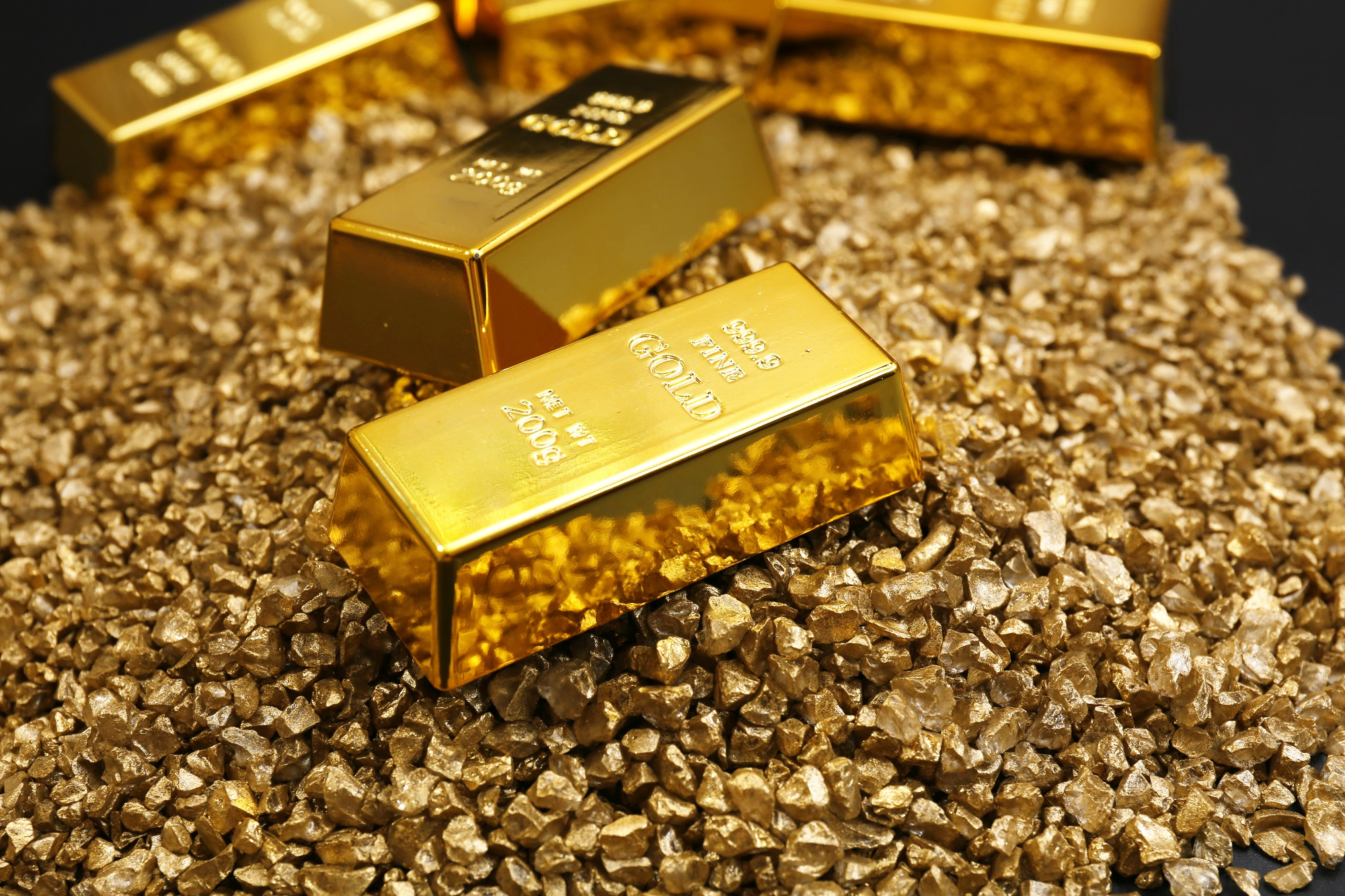Gold Price Forecast – Gold Markets Continue to Attract Inflows