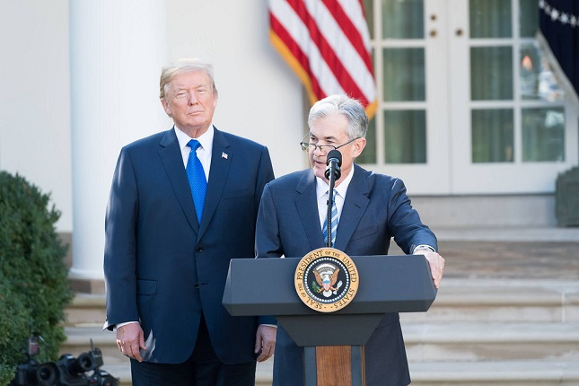 Economic Data and FED Chair Powell Put the GBP and USD in the Spotlight
