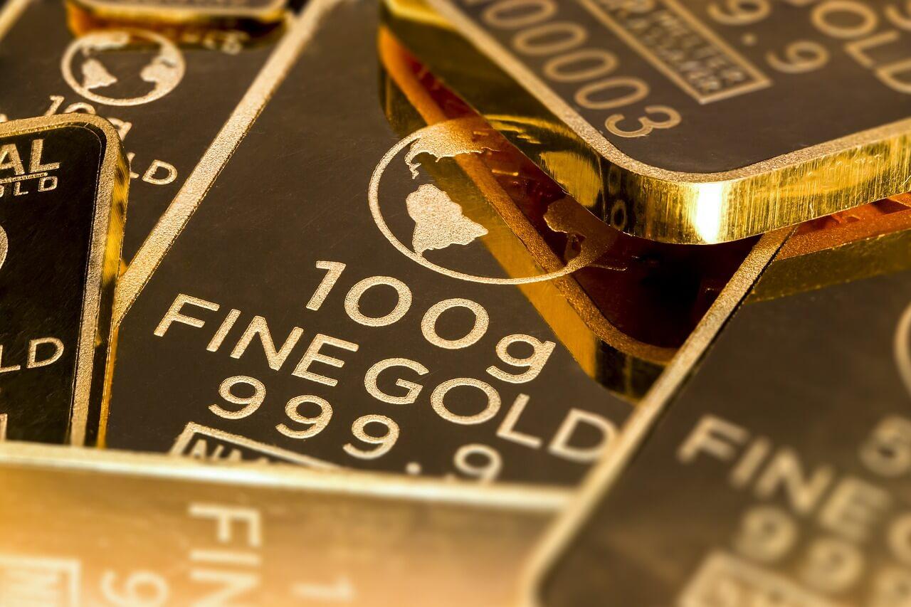 Gold Expects Massive Bullish Breakout Above Triangle