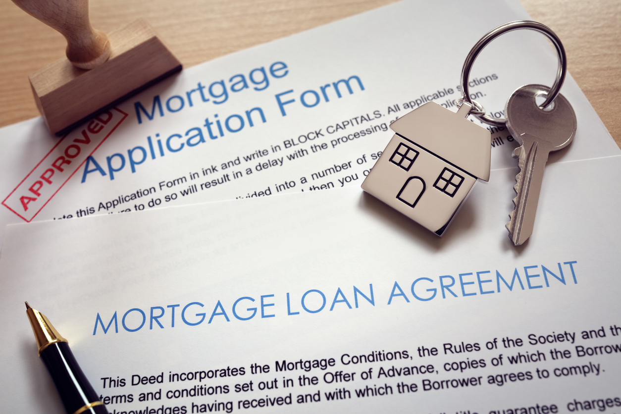 U.S Mortgage Rates Hold Steady Unemployment Numbers Sink Applications