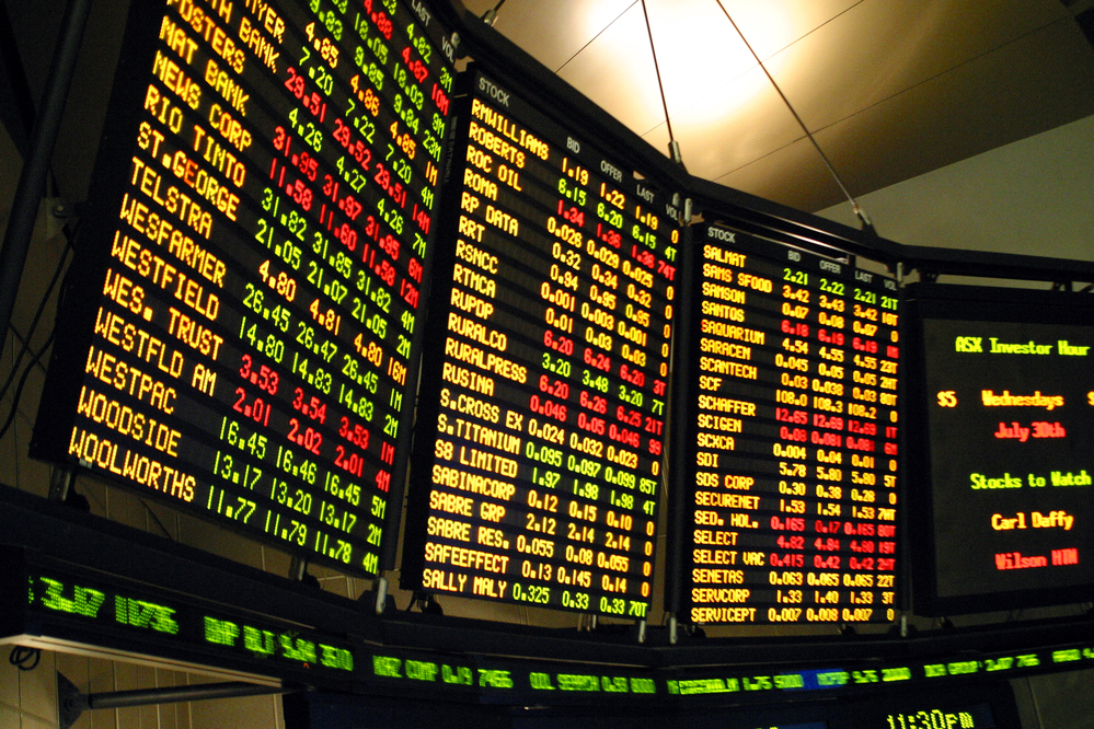US Stock Market Overview – Stock Rally Led by Financials as Sentiment Continue to Rise