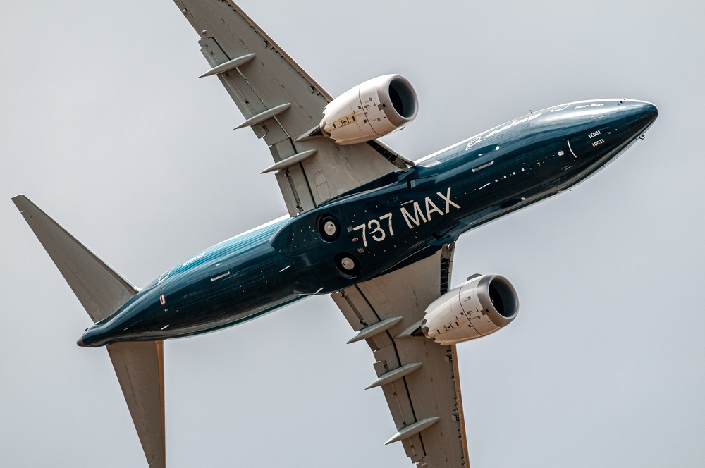 Boeing MAX Test Flight Triggers Fresh Buying Interest