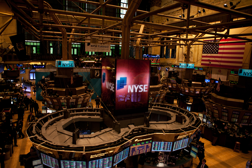US Stock Market Overview – Stock Rally Led by Energy; the VIX continues to Fall