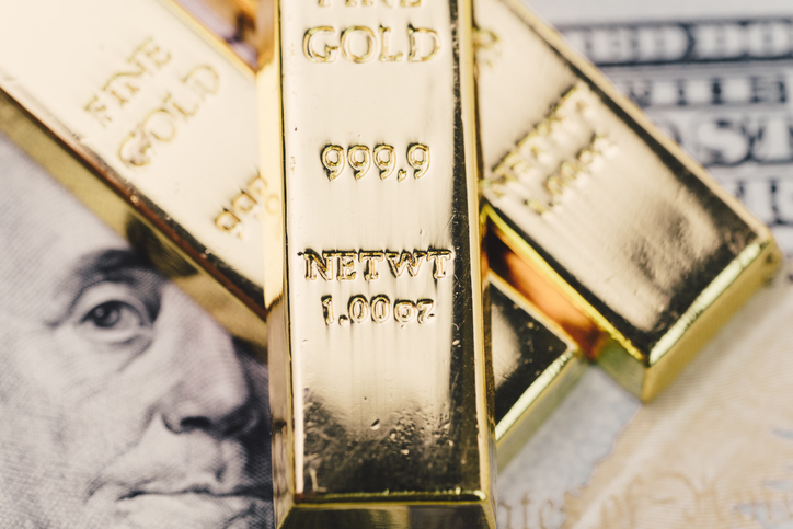 Surging Retail Sales, Cautious Powell, and Gold