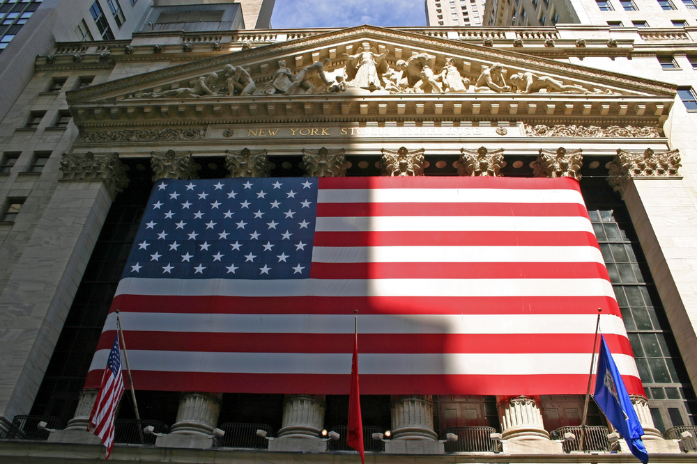 U.S. Stocks Mixed After Yesterday's Sell-Off